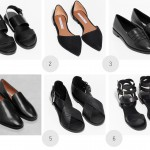 GREAT BASICS: SPRING SHOES
