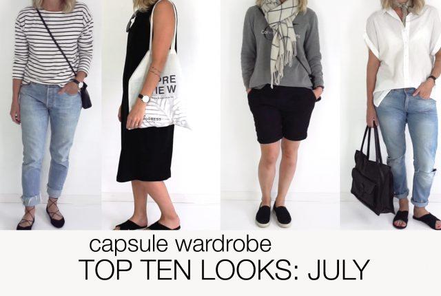 Top ten looks: july.