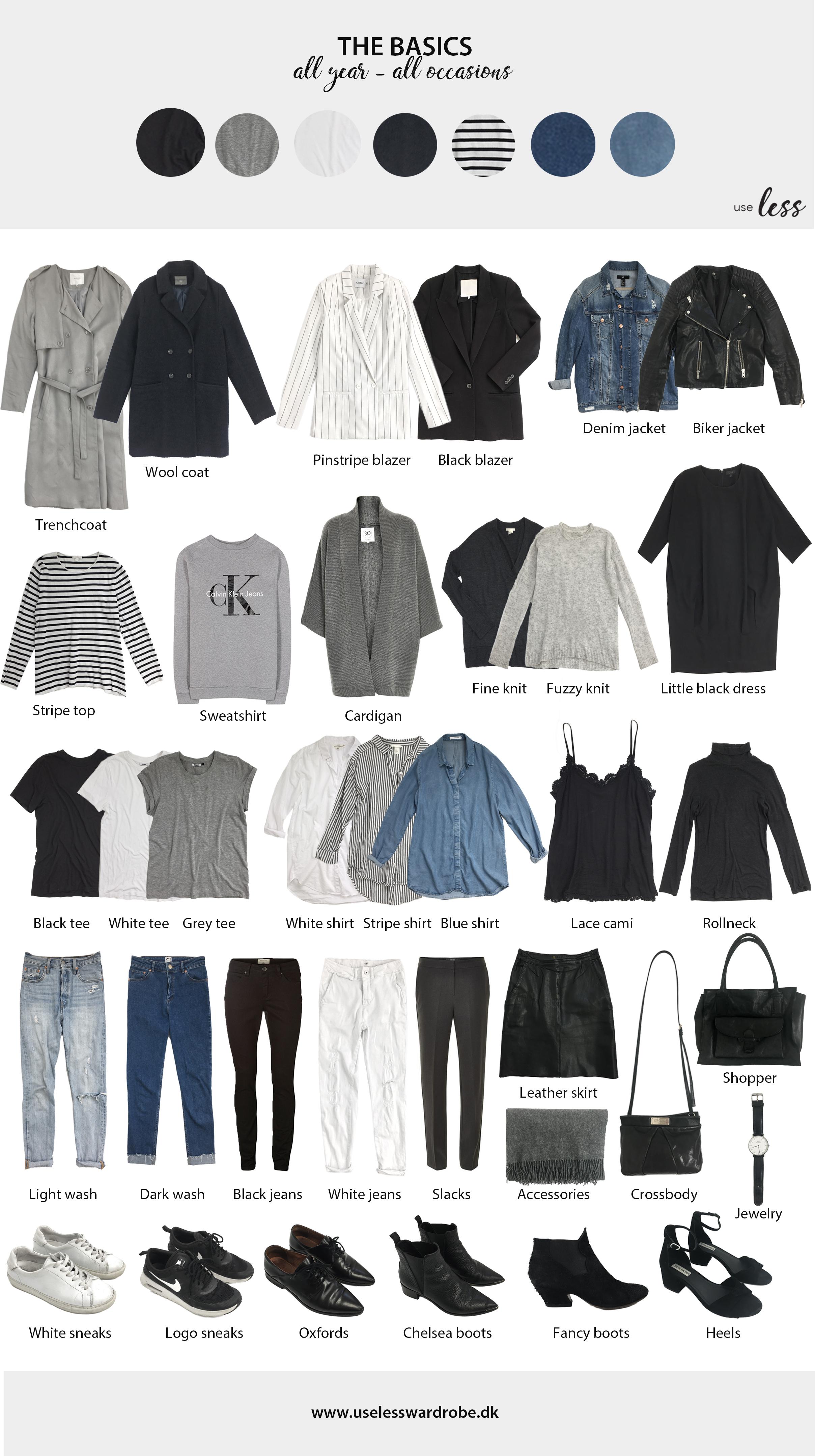 c4551c9e238a3 Capsule wardrobe  what
