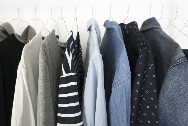 The perfect basic men's wardrobe: the cheat sheet.