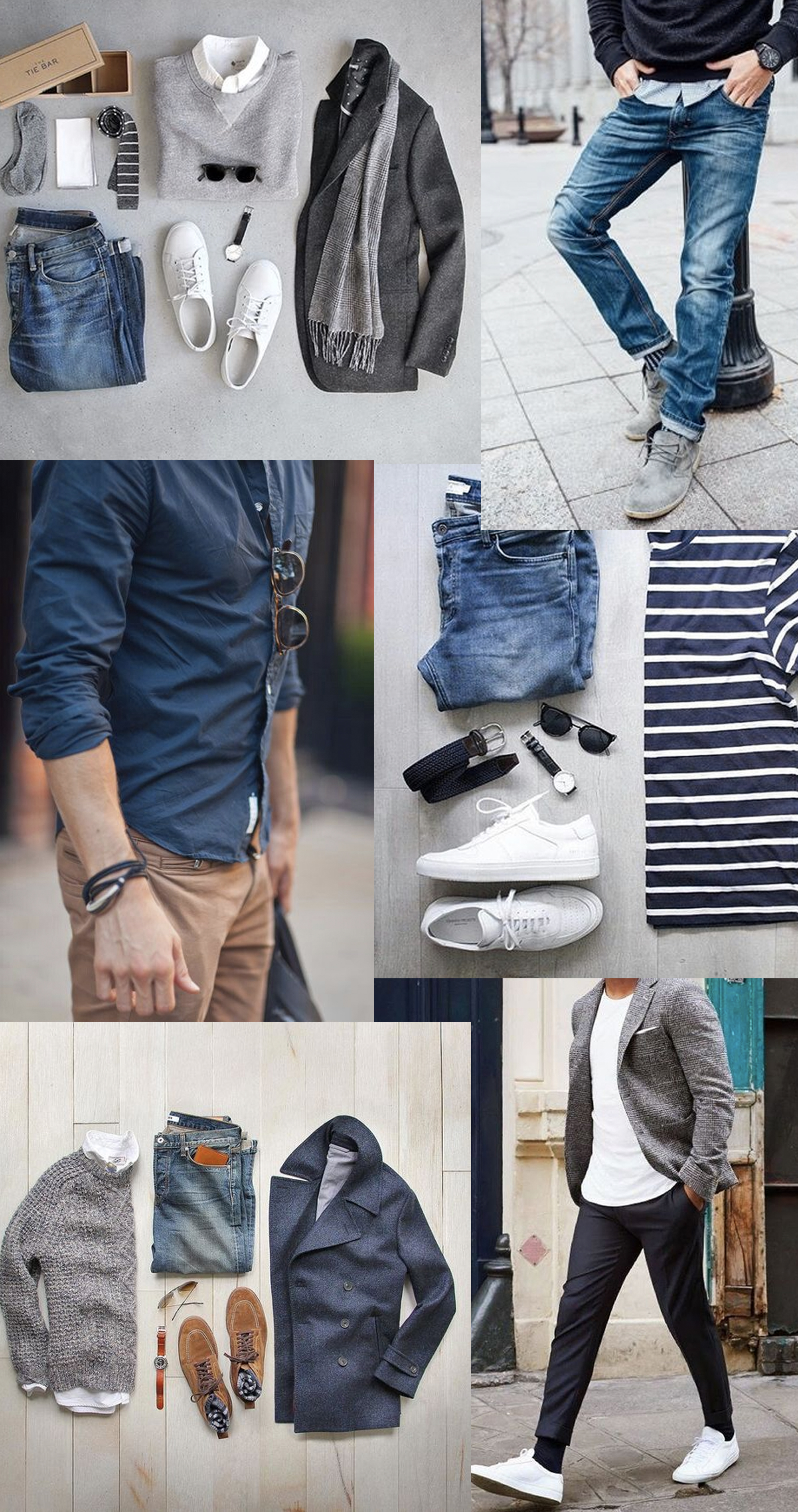 capsule wardrobe men s edition