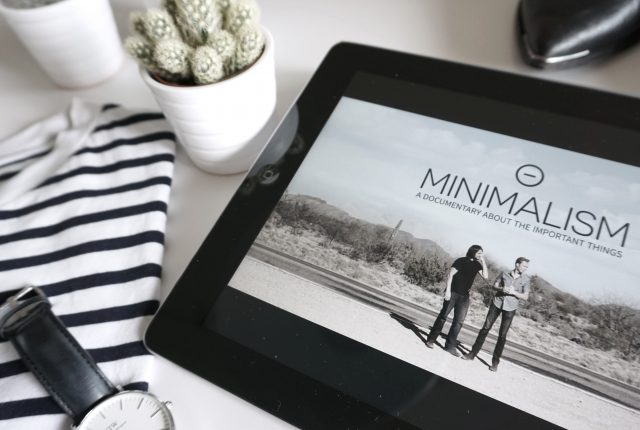 Minimalism: a documentary about the important things.