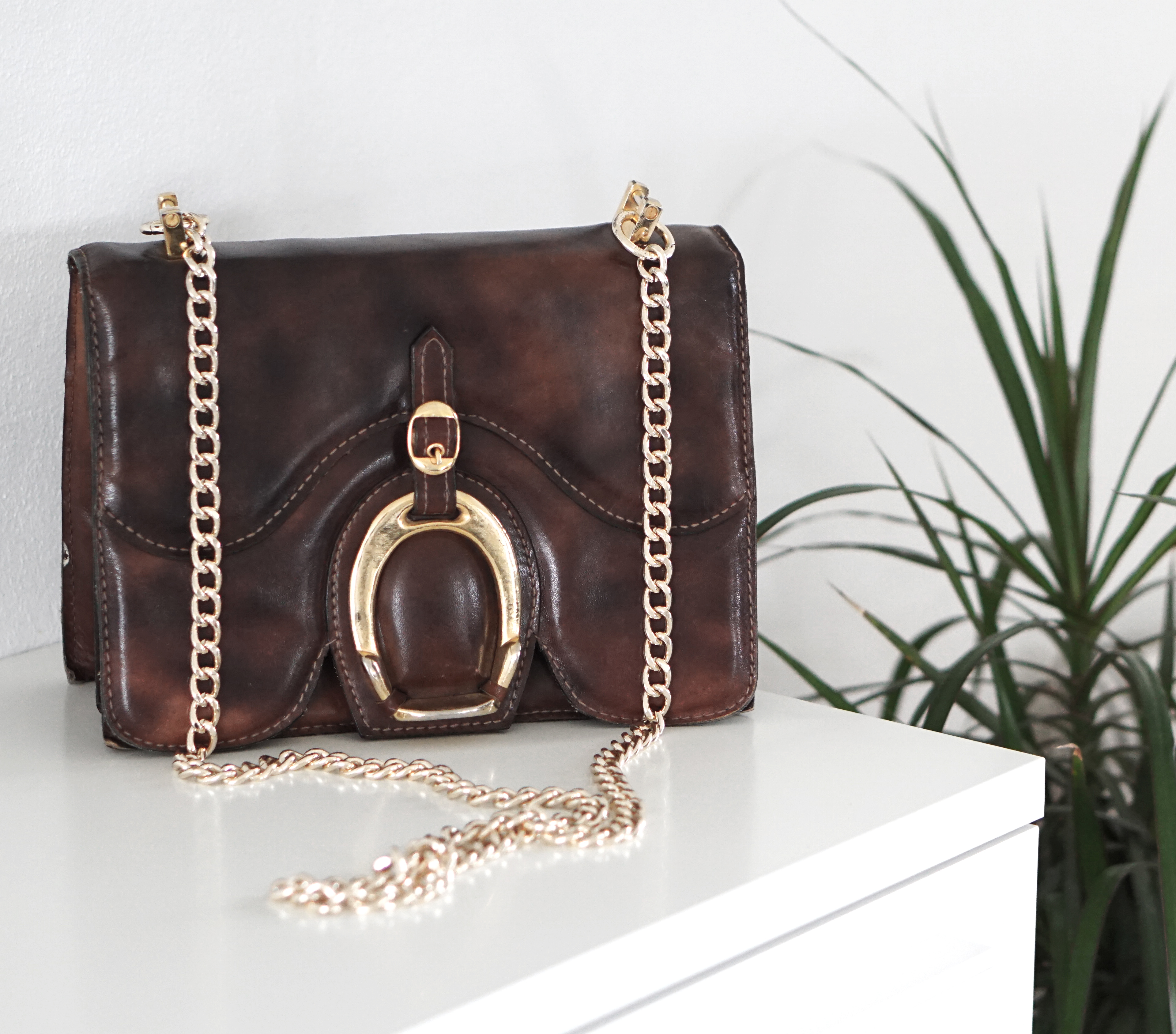 e62df674d19 I have already been flashing my beautiful vintage bag for you guys a few  times on just about all my channels, so in this post I thought I'd share a  few ...