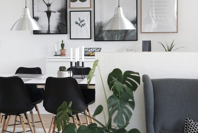 How to decorate your home the scandinavian way.