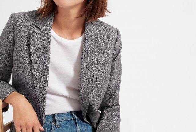 International shipping on Everlane this week