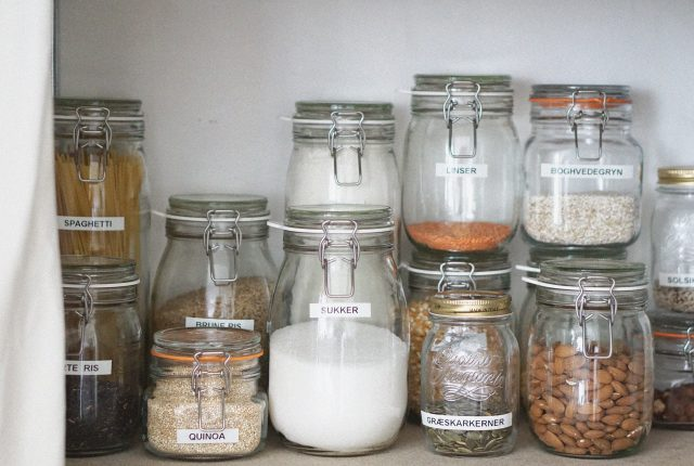 How to organize your pantry (and minimize food waste)
