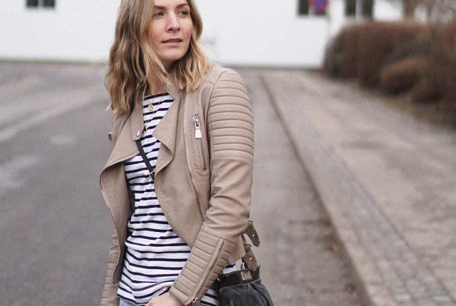 Style: that beige biker (and where to buy eco-friendly leather)