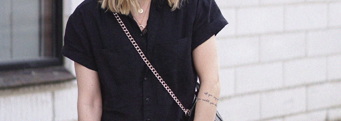 6 ways to wear: the short sleeve shirt.