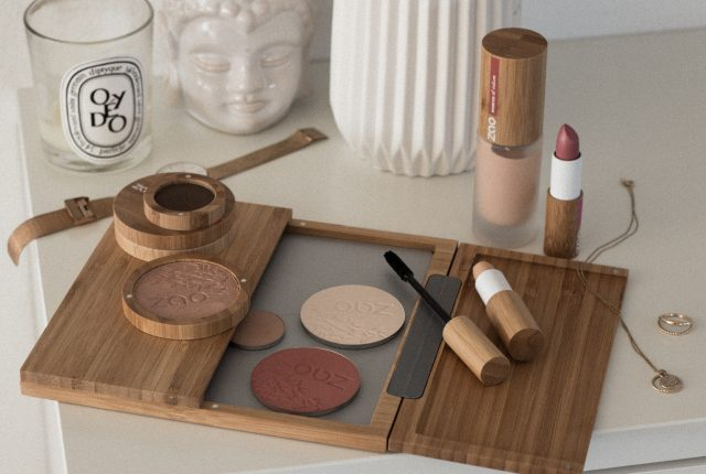 Testing ZAO: organic, vegan & refillable makeup.