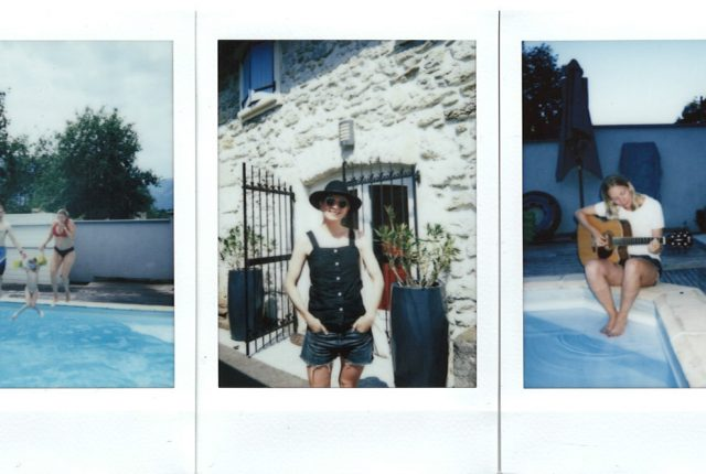 Photo diary: summer holiday in southern France.