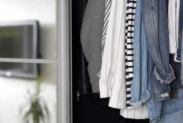 Myths about the capsule wardrobe.