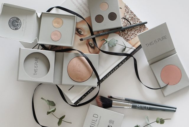 Miild makeup: sustainable, allergy-friendly and just beautiful.