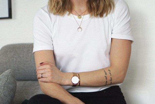 The perfect white tee: I've found it (and it's organic!)
