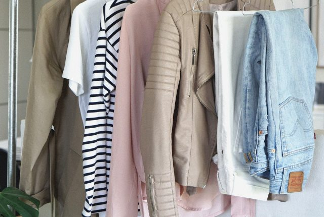 Spring capsule wardrobe: half-way update.