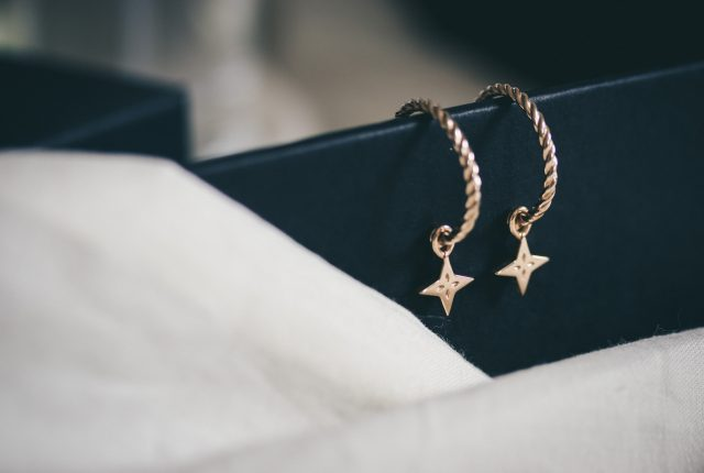 Honey, you're a shooting star: my new jewelry designs