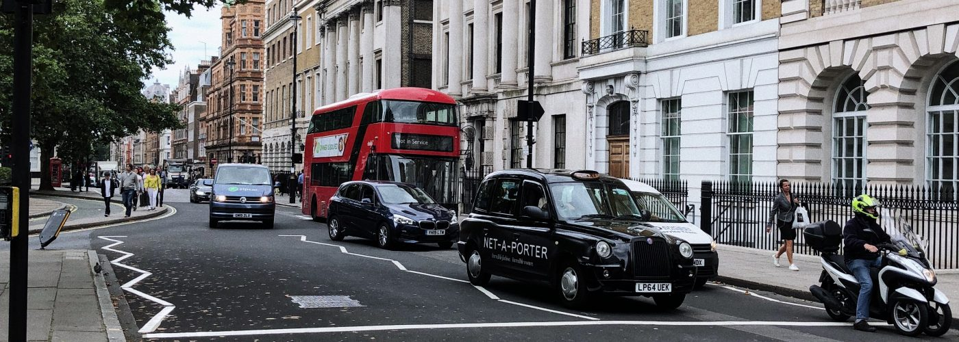Sustainable city guides #2: London