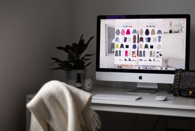 How to build a colourful capsule wardrobe